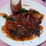 レザン ドォール - 牛肉のステーキ