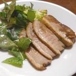 Like out Store - 料理写真:鴨肉の燻製・サラダ仕立て