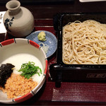 Uenoyabusoba - 納豆せいろう