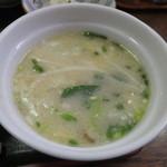 西海 - ちゃんぽんスープ
