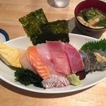 鎌倉おでん波平 - 海鮮丼                             1,500円(税別)