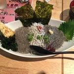 鎌倉おでん波平 - しらす丼                             1,500円(税別)