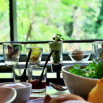 アルカナイズ - 料理写真:朝食いろいろ。