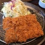 とんかつ和幸 - ヒレカツ御飯(¥1296)