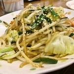 すずらん - 野菜炒め