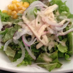Creative Dining SAZIO - サラダ