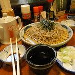 Shinzan - 待望のお蕎麦です