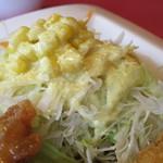 ビッグシェフ - 生野菜サラダ