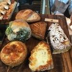 ル・シュクレクール - 2016年5月2度目の訪問 買ったパン♪