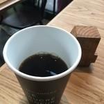 ル・シュクレクール - 2016年5月2度目の訪問 コーヒー 550円