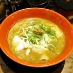麺屋 青空  - 赤味噌♪
