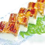 しゃくしゃく - 穴子の棒寿司