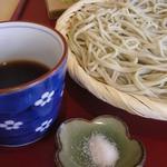 蕎麦処 空庵 - ざる蕎麦(江戸)