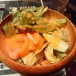 亜米利館 - 野菜サラダ