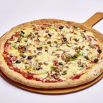 Pine Tree Bless - BIG American mix pizza
