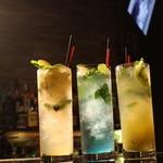 Lounge Hang Over - 夏はフレッシュフルーツのモヒートを!!