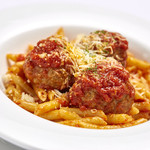 Pine Tree Bless - American meatball Penne