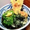 なかまる - 料理写真:ちくわ天ぶっかけ 650円