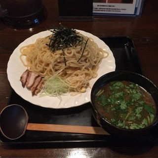 もちもちの木 新宿店 - つけ麺中 980円