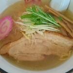 らーめん 吟屋 - 料理写真:とび魚 塩