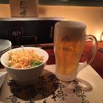 汁べゑ - shirube:お通し