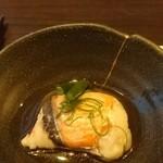 海鮮和食 魚吉別邸 會 - マスのけんちん蒸し