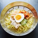 こり家 - 中華冷麺 500円