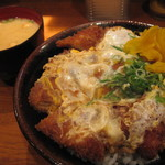とん亭 - カツ丼