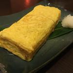 たべもの家 野菜畑 - 料理写真:お寿司屋さんの玉子焼き