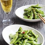 鍋や プルプル - 台湾風枝豆