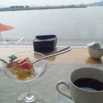 プティ キャナル - 西の湖を眺めながら2Fで珈琲