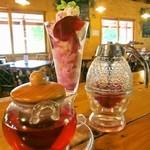 花Cafe Aivalley - はちみつ物語