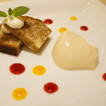 Il Cucchiaio di Angelo - クルミのパウンドケーキと 紅茶風味のパウンドケーキ