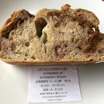 パン屋 ルーツ - 白いちじくと胡桃の主張