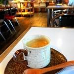 土一揆 - セットドリンク(ホットコーヒーを選択) ホットはお代わりでの割引がありますyo