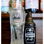 51427263 - 「ホッピーセット」… ナカの量が多い!(2016.04)