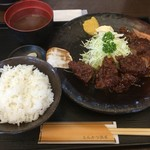とんかつ浜名 - 料理写真:
