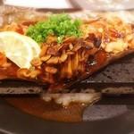 山暖 - 地鶏味噌焼き