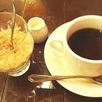 パスタピッコラ - 「ディナーAコース」ブレンドコーヒー