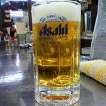 丸一屋 - 生ビール☆彡