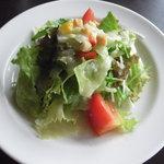 いーとん - グリーンサラダ 300円