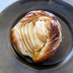 コワン - りんごのデニッシュペストリー