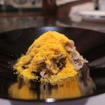カハラ - 料理写真:からすみ蕎麦