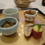 シーサイドホテル舞子ビラ神戸 - 前菜五種