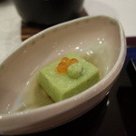 シーサイドホテル舞子ビラ神戸 - オクラ豆腐