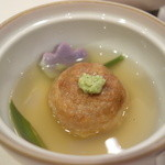シーサイドホテル舞子ビラ神戸 - 蓮根饅頭