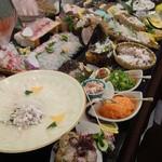 シーサイドホテル舞子ビラ神戸 - 瀬戸内の旬、大舟盛り