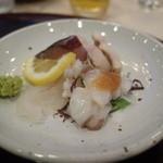 シーサイドホテル舞子ビラ神戸 - 生蛸の刺身が美味い