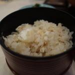 シーサイドホテル舞子ビラ神戸 - 鯛飯