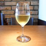 51434794 - ランチ ワンプレート 2500円 の白ワイン